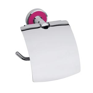 Držák toal.papíru Bemeta TREND-I chrom, růžová 104112018F