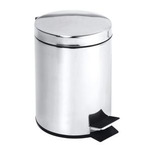 Odpadkový koš Bemeta Hotelové vybavení chrom 104315012