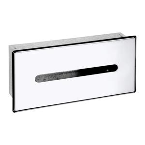 Zásobník na papírové kapesníky Bemeta Hotelové vybavení nerez 113103021