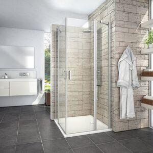 Sprchové dveře 100x195 cm Roth Limaya Line chrom lesklý 1135008257