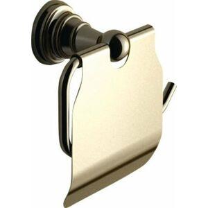 Držák toaletního papíru Sapho bronz 1318-17