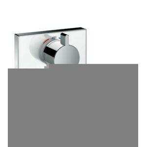 Sprchová baterie Hansgrohe Showerselect Glass bez podomítkového tělesa bílá/chrom 15735400