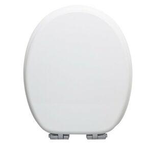 WC prkénko Glacera MDF bílá 2070