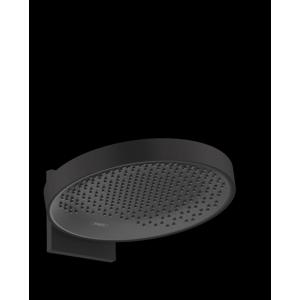 Hlavová sprcha Hansgrohe Rainfinity na stěnu matná černá 26230700