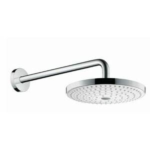 Hlavová sprcha Hansgrohe Raindance Select S včetně sprchového ramena bílá/chrom 26470400