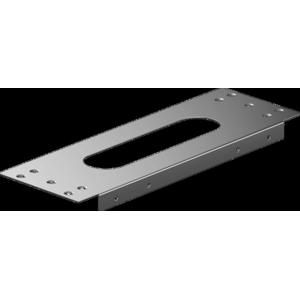 sBox Hansgrohe montážní deska pro sokl z obkladů 28016000