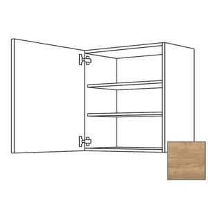 Kuchyňská skříňka horní Naturel Sente24 s dvířky 30x72x35 cm dub sierra 405.W301.L