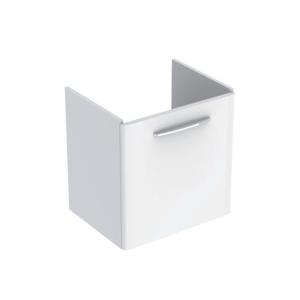Koupelnová skříňka pod umyvadlo Geberit Selnova 54,4x44,6x55,7 cm bílá lesk 500.180.01.1