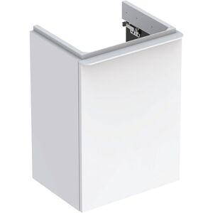 Koupelnová skříňka pod umyvadlo Geberit Smyle Square 44,2x62x35,6 cm bílá 500.350.00.1