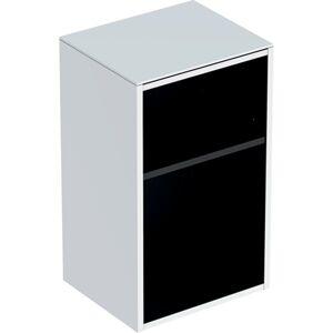 Koupelnová skříňka nízká Geberit Smyle Square 36x60x30 cm bílá 500.358.00.1