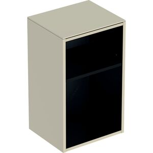 Koupelnová skříňka nízká Geberit Smyle Square 36x60x30 cm šedá 500.358.JL.1