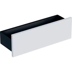 Police Geberit Smyle Square 45x15x15 cm bílá 500.362.00.1