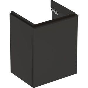 Koupelnová skříňka pod umyvadlo Geberit Smyle Square 49,2x62x40,6 cm láva 500.363.JK.1