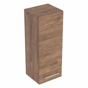 Koupelnová skříňka nízká Geberit Selnova 33x29,7x85 cm ořech hickory 501.278.00.1
