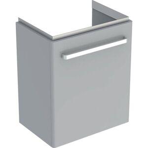 Koupelnová skříňka pod umyvadlo Geberit Selnova 50x60,4x36,7 cm šedá 501.491.00.1