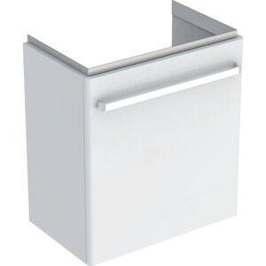 Koupelnová skříňka pod umyvadlo Geberit Selnova 55x60,4x36,7 cm bílá 501.494.00.1
