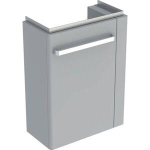 Koupelnová skříňka pod umyvadlo Geberit Selnova 44,8x60,4x25,2 cm šedá 501.497.00.1
