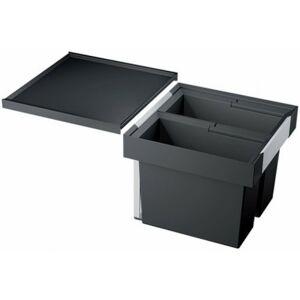 Odpadkový koš Blanco FLEXON II 45/2 2x19 L 521468