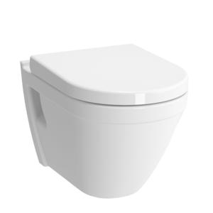Závěsné WC Vitra S50, zadní odpad, 52 cm 5318-003-0075