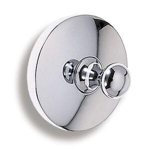 Háček Novaservis Metalia 1 6,5 cm chrom 6109.0