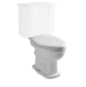 Stojící WC mísa kombi Vitra Ricordi, spodní odpad, 70,5cm 6275-003-0075