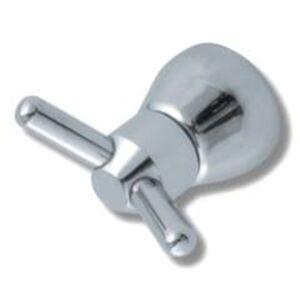 Dvojháček Novaservis Metalia 3 5,1 cm chrom 6356.0