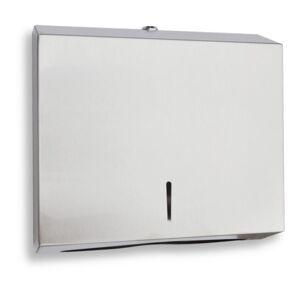 Zásobník papírových ručníků Novaservis x27 cm nerez 69089,4