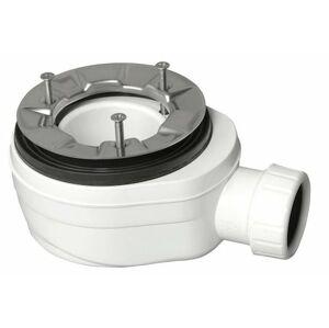 Polysan Vaničkový sifon, průměr otvoru 90 mm, DN40, nízký, pro VARESA,LUSSA,ARENA,71672