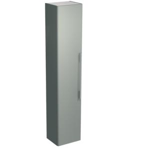 Koupelnová skříňka vysoká KOLO Traffic 36x180x29,5 cm platinově šedá 88420000