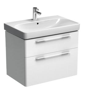Koupelnová skříňka pod umyvadlo KOLO Traffic 71,8x62,5x46,1 cm bílá lesk 89435000