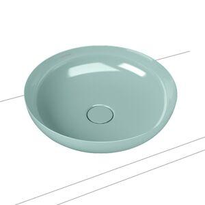 Umyvadlo na desku Kaldewei Miena 3180 45x45 cm Soft Touch 909306003679