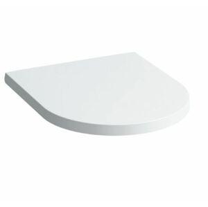 WC prkénko Laufen Kartell By Laufen duroplast bílá H8913310000001
