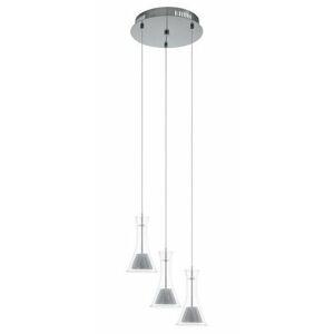 LED osvětlení Eglo Musero 35x110 cm kov chrom matný 93792