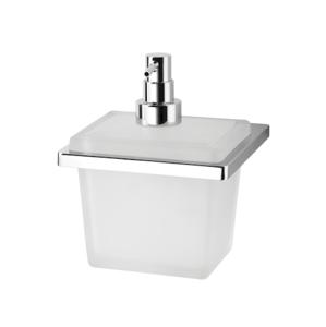 Dávkovač mýdla Inda New Europe mléčné sklo A49120CR21