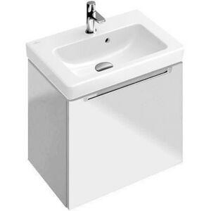Koupelnová skříňka pod umyvadlo Villeroy & Boch Subway 2.0 44x35,2x42 cm bílá lesk A68400DH