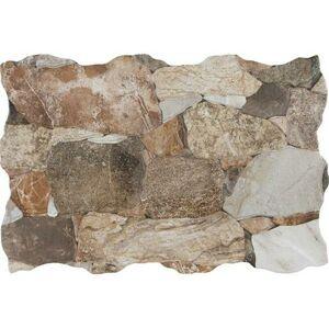 Obklad Geotiles Artesa hnědá 34x50 cm reliéfní ARTESAMIX