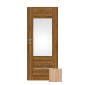 Interiérové dveře Naturel Aura levé 80 cm jilm AURA3J80L
