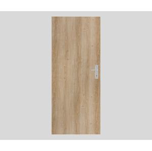 Bezpečnostní RC2 dveře Naturel Technické pravé 80 cm jilm B2J80P