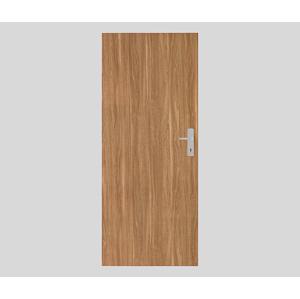 Bezpečnostní RC2 dveře Naturel Technické pravé 80 cm ořech karamelový B2OK80P