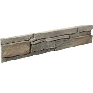 Obklad Stones Bedrock grey 11,7x55 cm BEDROCKGR