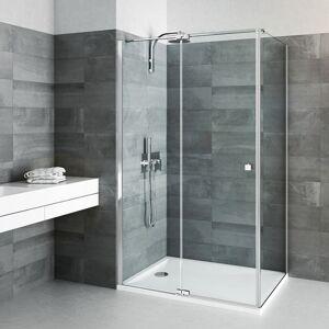 Boční zástěna ke sprchovým dveřím x100Roth Elegant Neo Line BI FXP 10020 VPE