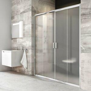 Sprchové dveře 140x190 cm Ravak Blix chrom lesklý 0YVM0C00ZG