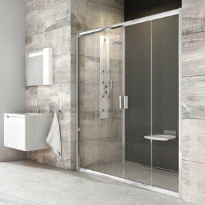 Sprchové dveře 150x190 cm Ravak Blix chrom lesklý 0YVP0C00Z1