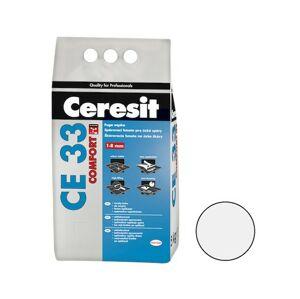 Spárovací hmota Ceresit CE 33 bílá 5 kg CG1 CE33501