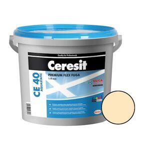 Spárovací hmota Ceresit CE 40 cream 5 kg CG2WA CE40528