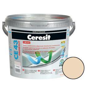Spárovací hmota Ceresit CE 43 caramel 5 kg CG2WA CE43546