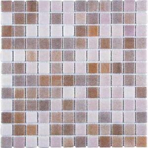 Skleněná mozaika Mosavit Combi 30x30 cm lesk COMBI7