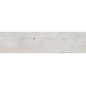Dlažba Rako Saloon bílošedá 20x80 cm mat DAK82745.1
