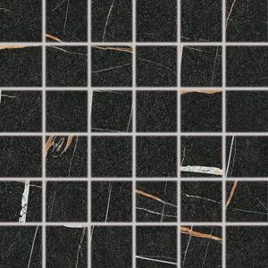 Mozaika Fineza Vision černá 30x30 cm mat DDM06389.1