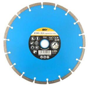 Diamantový Kotouč segmentový 230 mm PHT DKS230